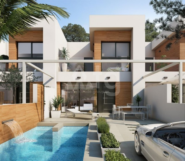 4 bedroom Apartment in Orihuela - AGI8459 - 1