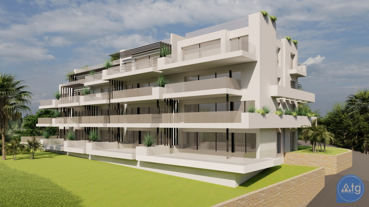 2 bedroom Apartment in San Miguel de Salinas  - GEO119627 - 3