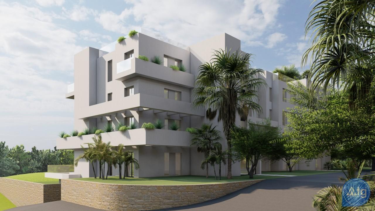 2 bedroom Apartment in San Miguel de Salinas  - GEO119639 - 1