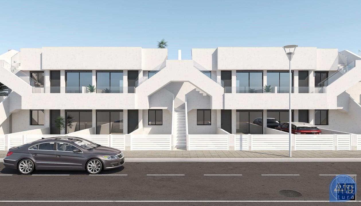 2 bedroom Apartment in San Pedro del Pinatar  - GU114773 - 1