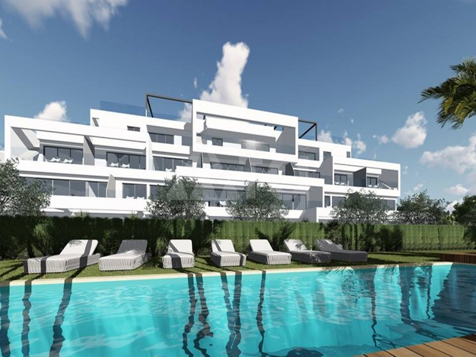 3 bedroom Apartment in Torre de la Horadada - CC7386 - 2