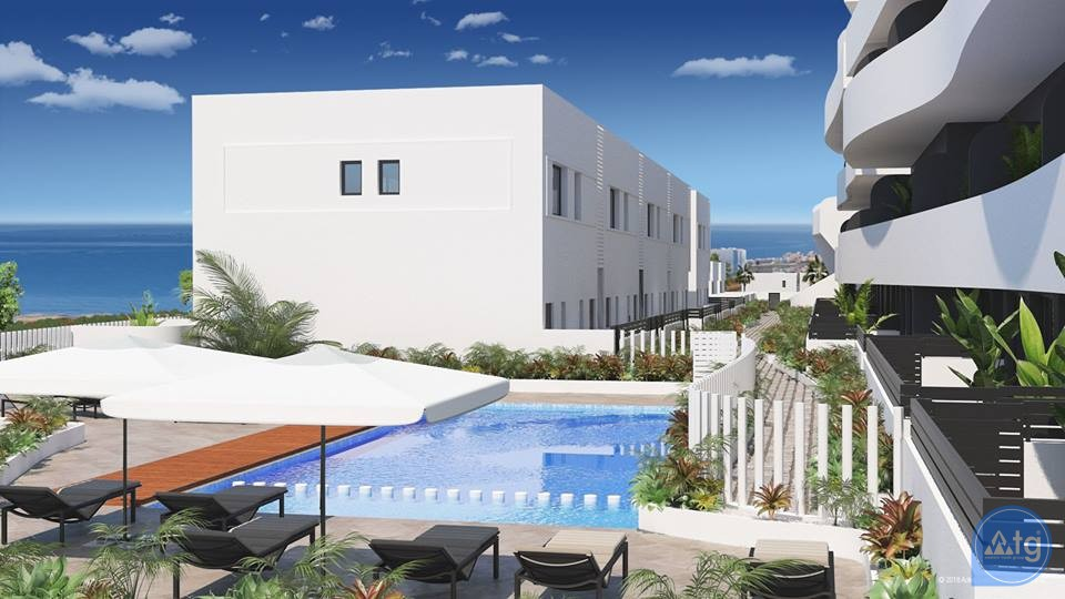2 bedroom Apartment in Torrevieja - AG4205 - 5