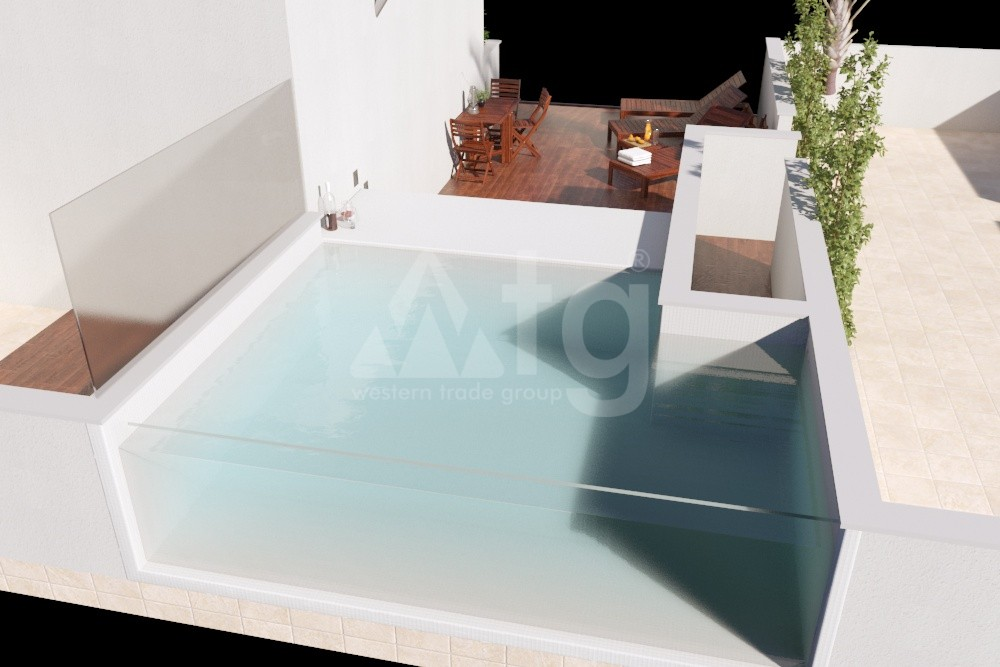 2 bedroom Apartment in Torrevieja  - IR6792 - 2