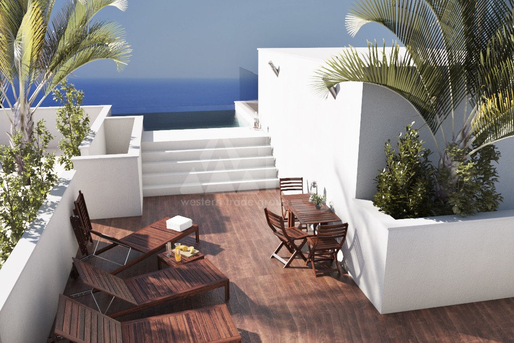 2 bedroom Apartment in Torrevieja  - IR6792 - 3