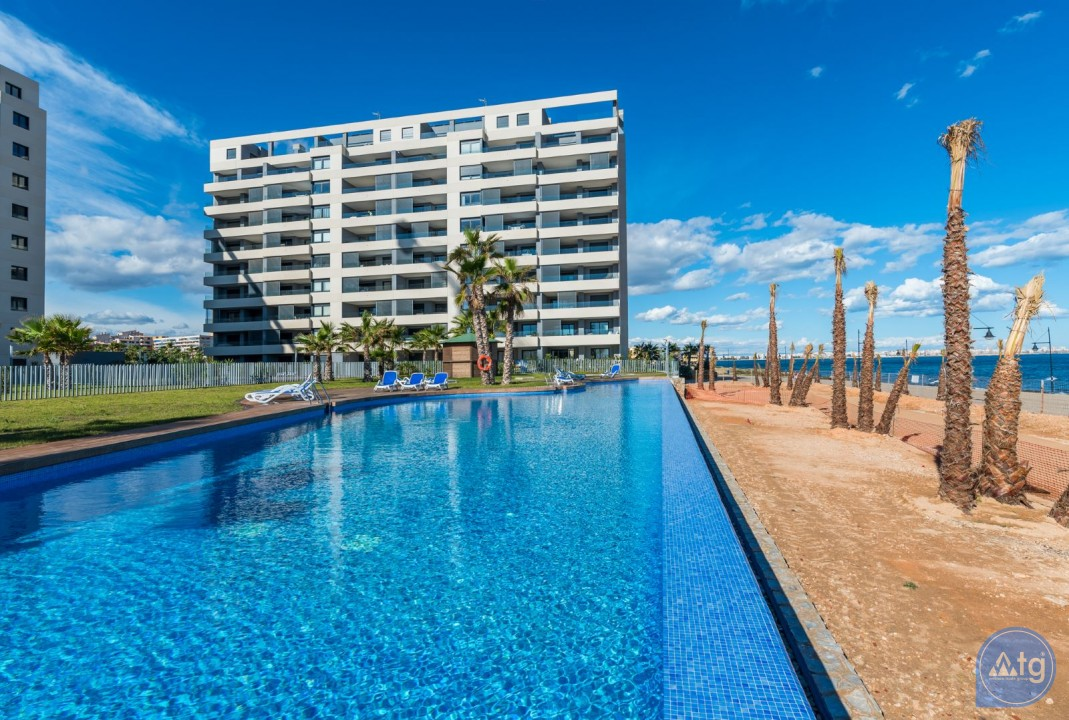 2 bedroom Apartment in Torrevieja - AG4248 - 2