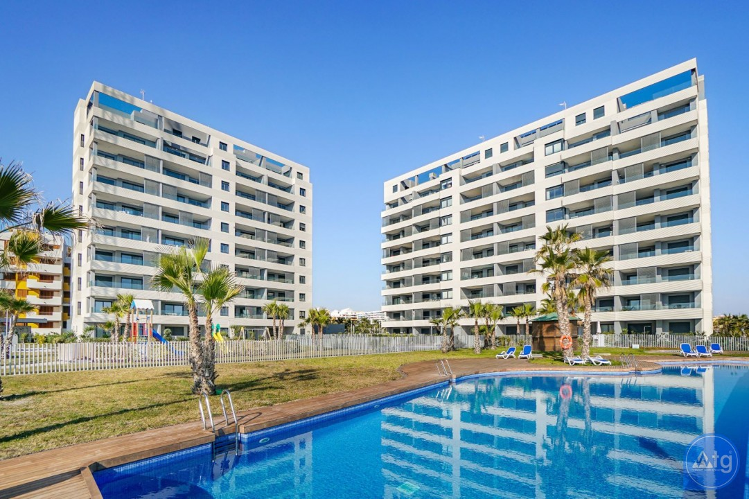 2 bedroom Apartment in Torrevieja - AG4248 - 3