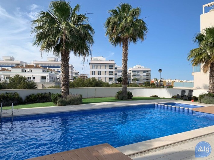 2 bedroom Apartment in Torrevieja  - AG8495 - 1