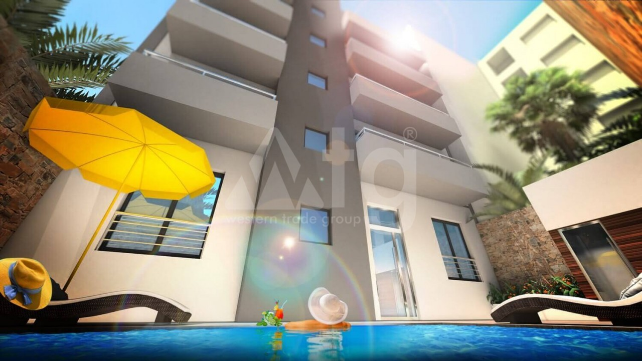 2 bedroom Apartment in Torrevieja - AG5871 - 24