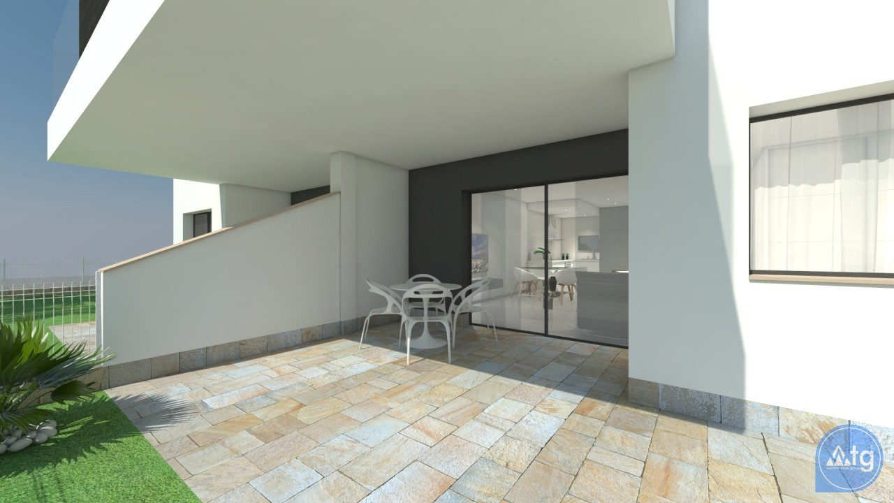 2 bedroom Apartment in Torrevieja - AG5871 - 8