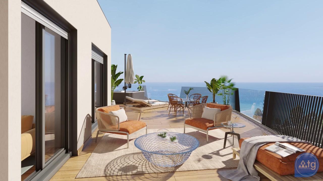 2 bedroom Apartment in Villajoyosa  - QUA8607 - 15