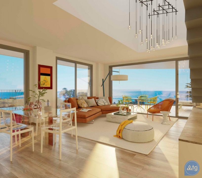2 bedroom Apartment in Villajoyosa  - QUA8607 - 17