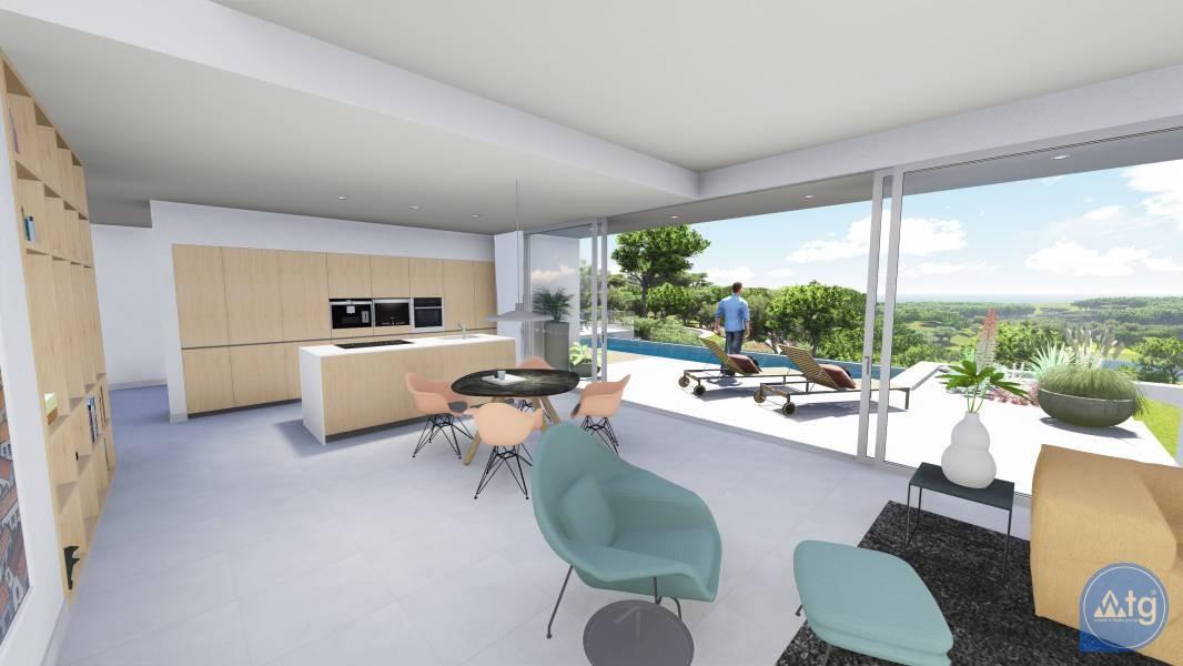 2 bedroom Apartment in Villajoyosa  - QUA8607 - 2