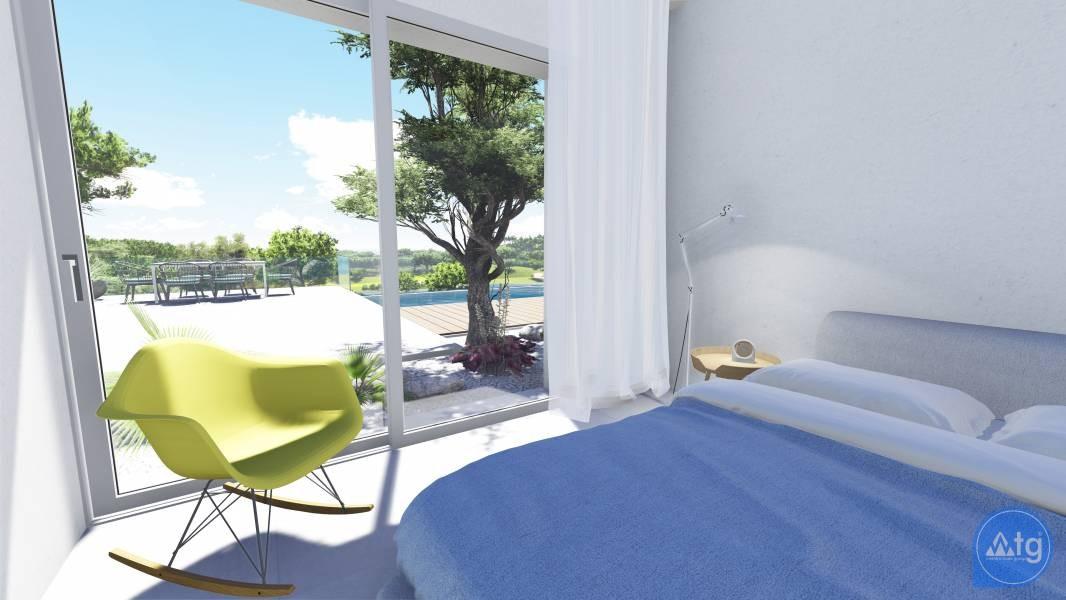 2 bedroom Apartment in Villajoyosa  - QUA8607 - 3