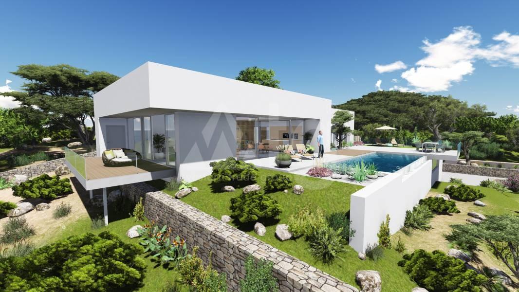 2 bedroom Apartment in Villajoyosa  - QUA8607 - 6