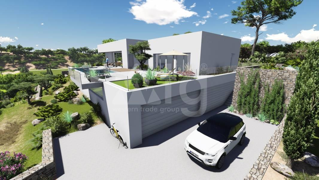 2 bedroom Apartment in Villajoyosa  - QUA8607 - 7