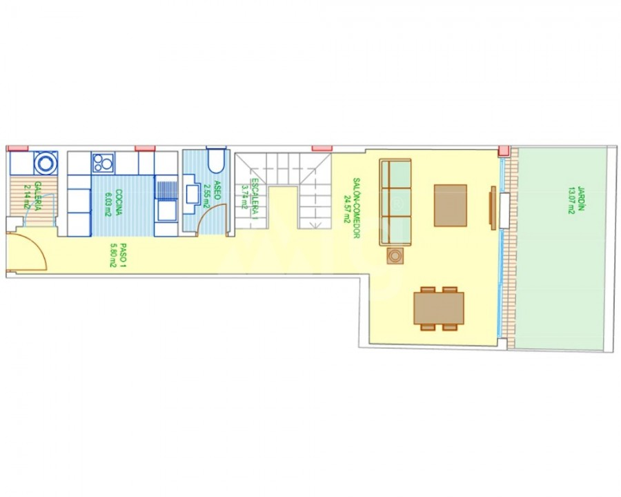 3 bedroom Apartment in Villamartin - NS8282 - 14