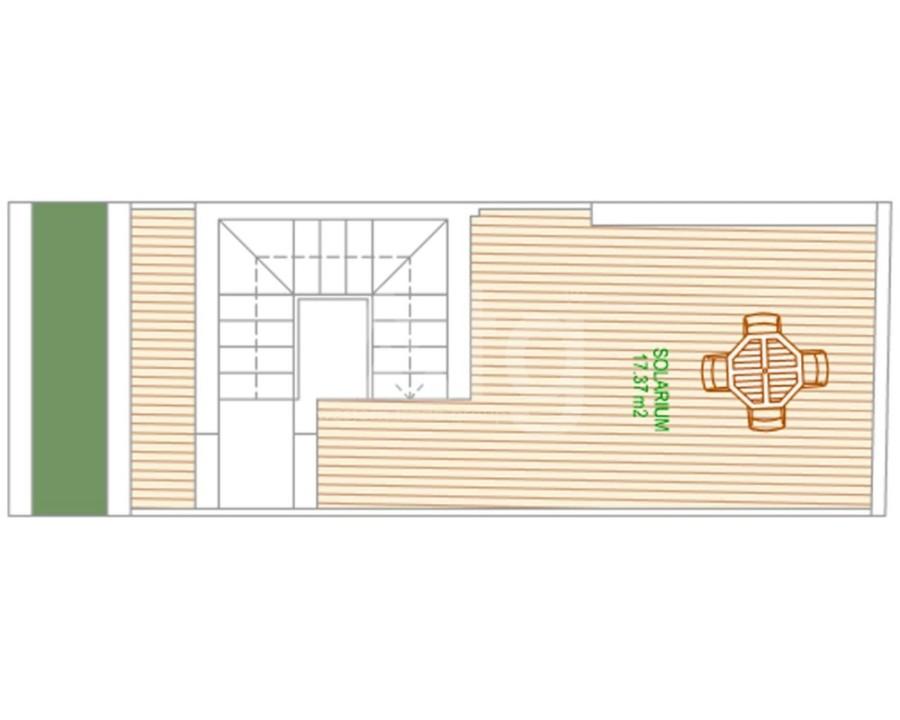 3 bedroom Apartment in Villamartin - NS8282 - 16