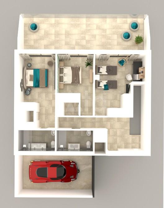 3 bedroom Apartment in Villamartin - NS8284 - 14