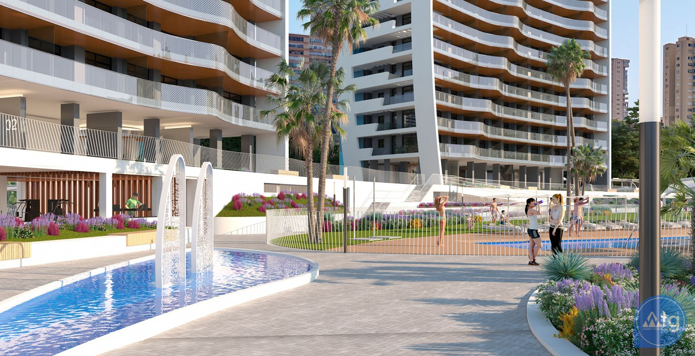 2 bedroom Apartment in Benidorm  - TM117031 - 15