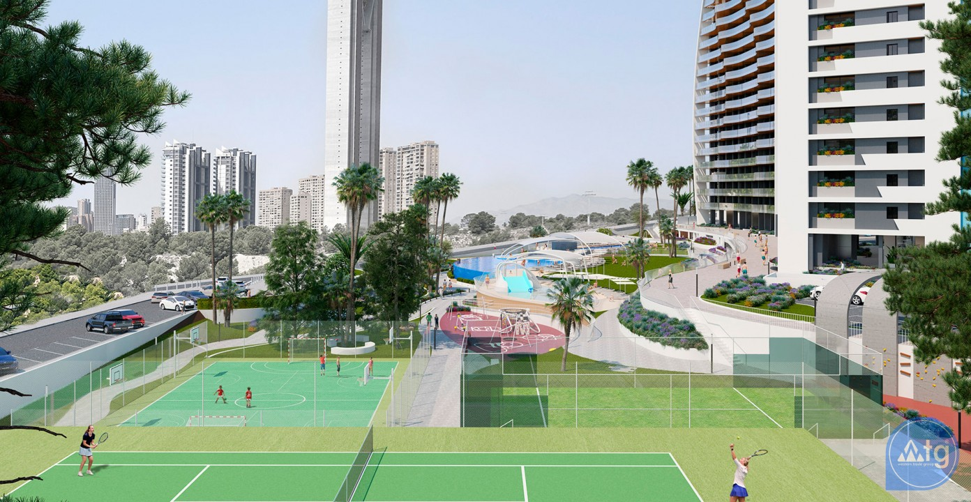 2 bedroom Apartment in Benidorm  - TM117031 - 18