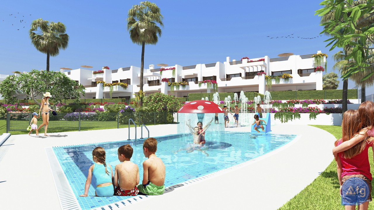 2 bedroom Apartment in La Manga  - UBA116841 - 1