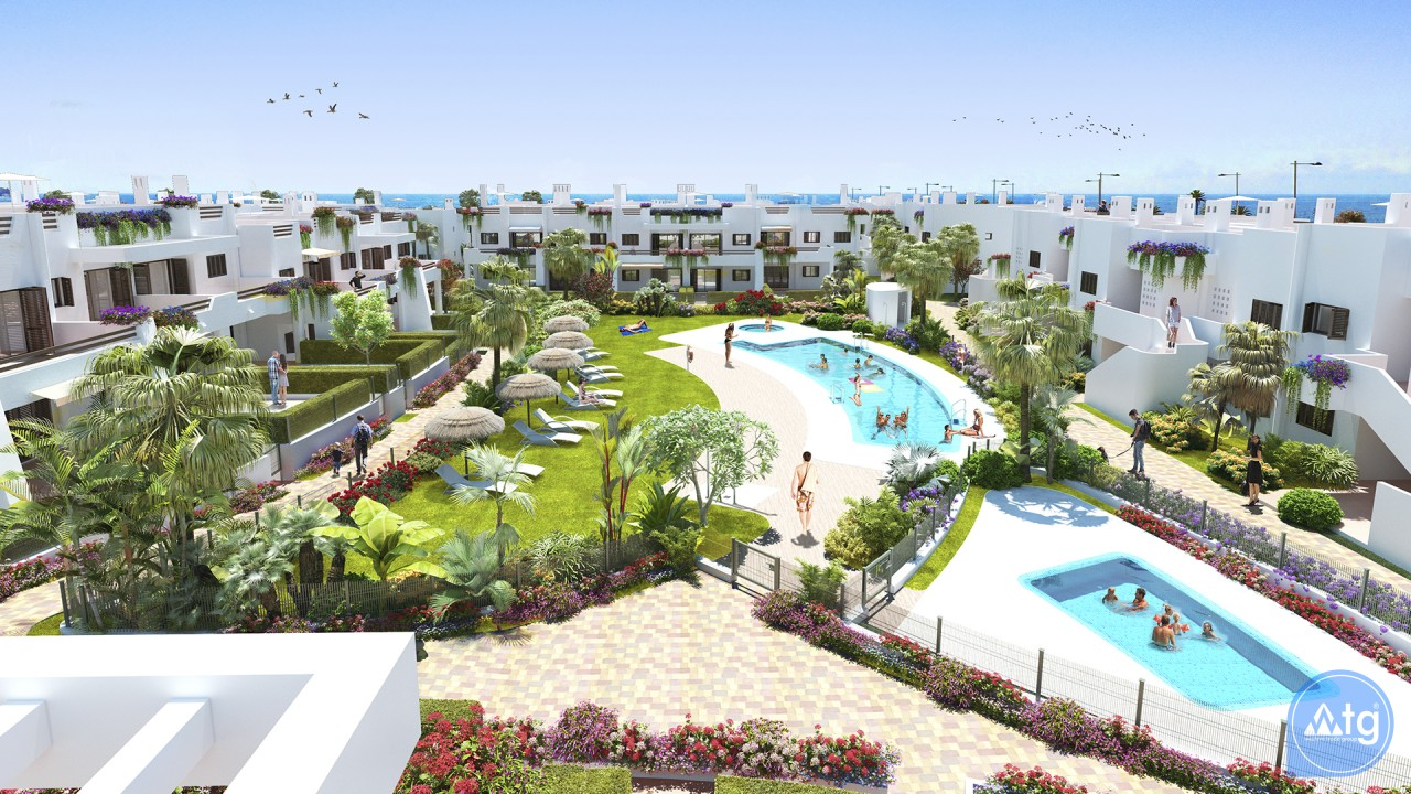 2 bedroom Apartment in La Manga  - UBA116841 - 2