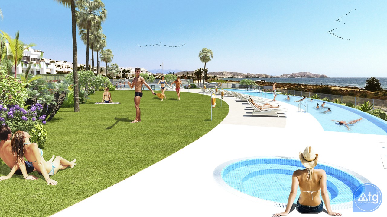 2 bedroom Apartment in La Manga  - UBA116841 - 3