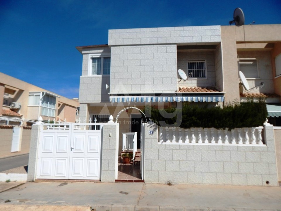 3 bedroom Apartment in Pilar de la Horadada - MG2771 - 2