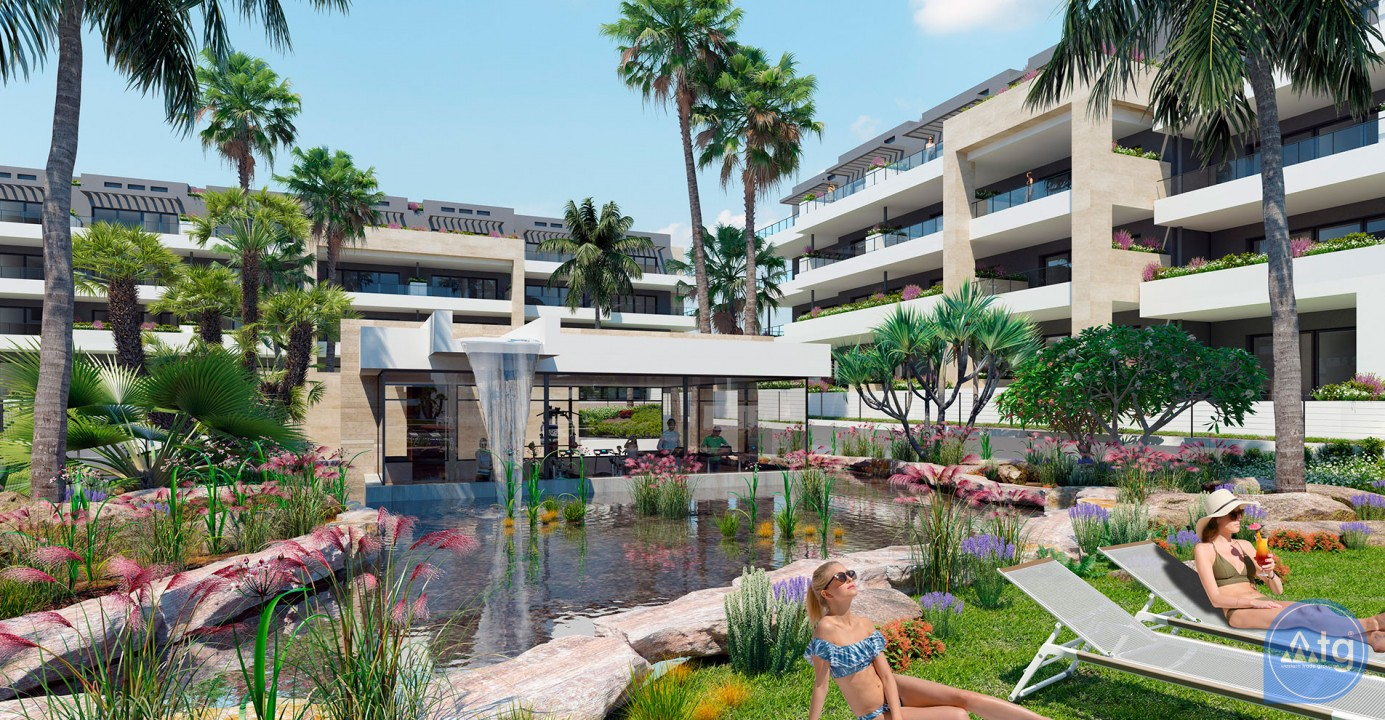 2 bedroom Apartment in Playa Flamenca  - TM117561 - 8