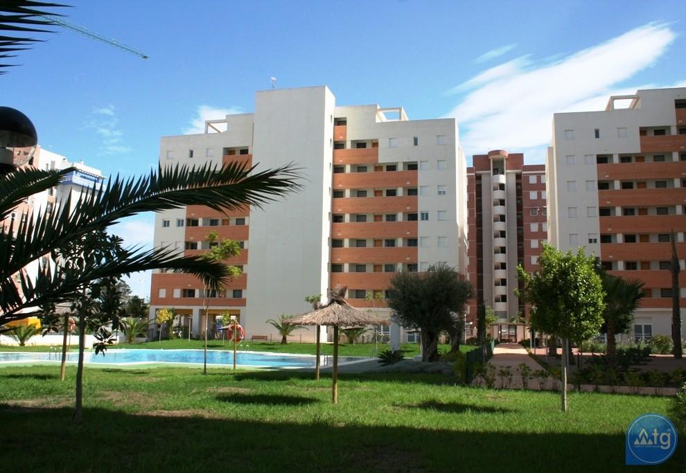 3 bedroom Apartment in Santa Pola - US2635 - 1
