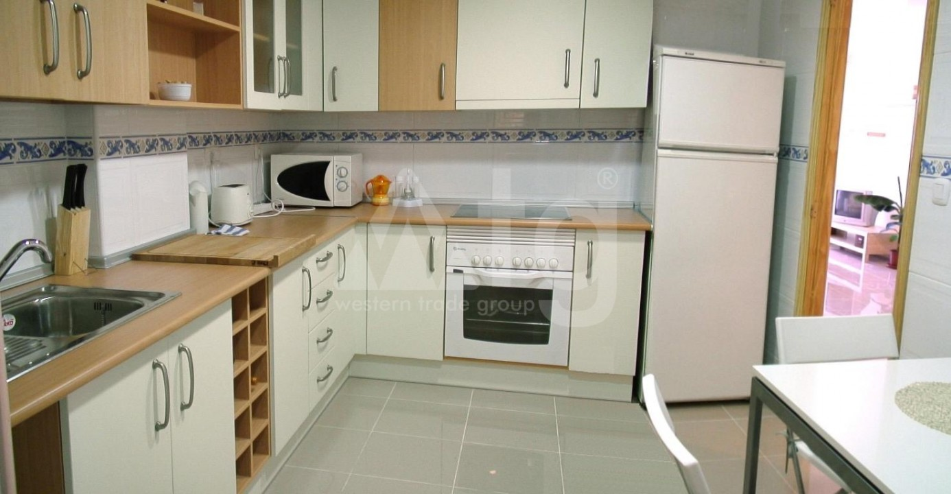 3 bedroom Apartment in Santa Pola - US2635 - 10