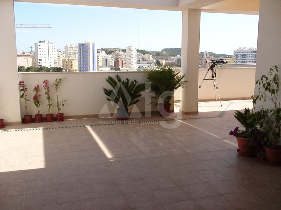 3 bedroom Apartment in Santa Pola - US2635 - 4