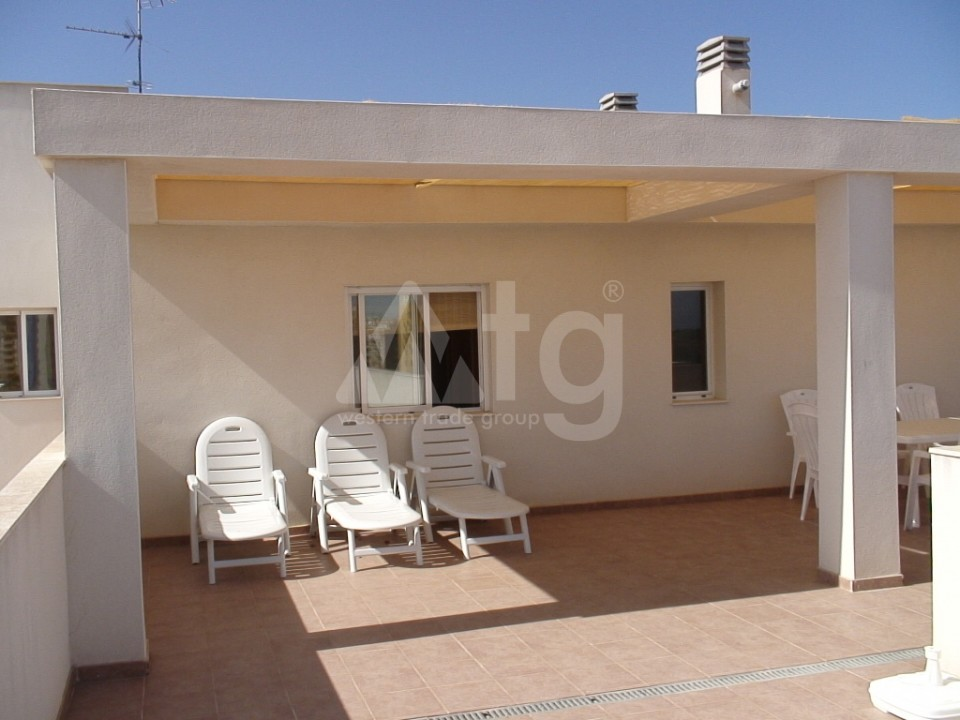 3 bedroom Apartment in Santa Pola - US2635 - 9