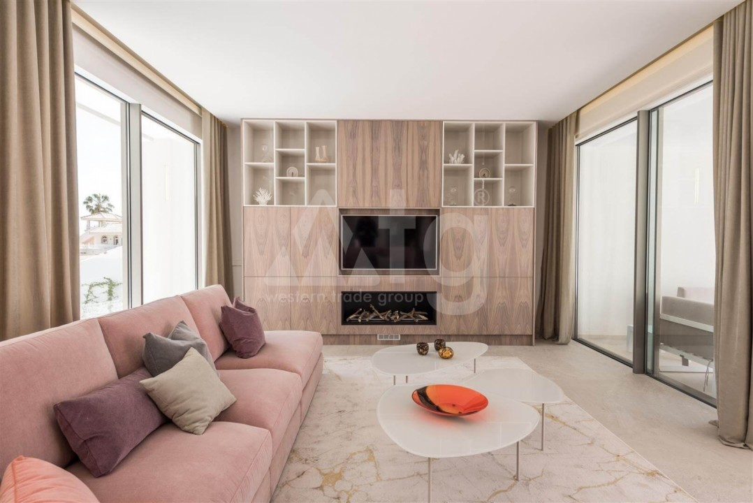 3 bedroom Apartment in Santa Pola  - US2637 - 6