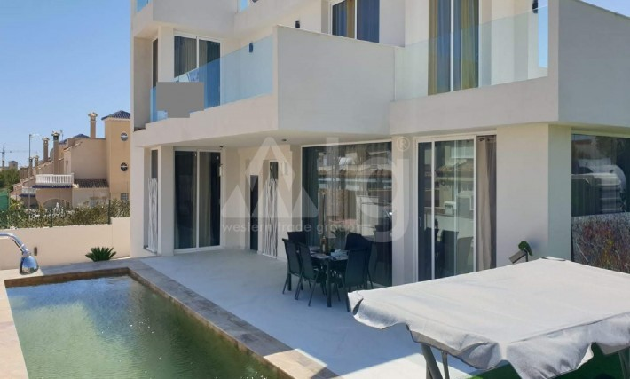 2 bedroom Apartment in Torrevieja  - AG8494 - 2