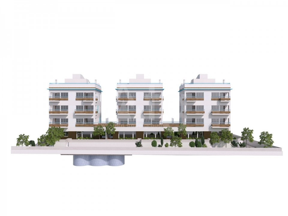 2 bedroom Apartment in Torrevieja  - AG2936 - 11