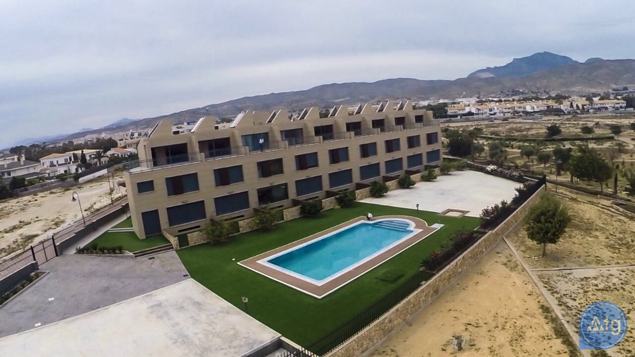 3 bedroom Apartment in El Campello  - AS8211 - 1