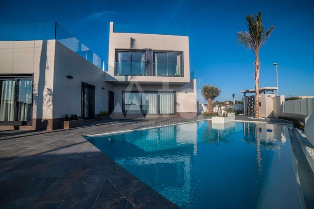 3 bedroom Apartment in La Manga - GRI7685 - 1