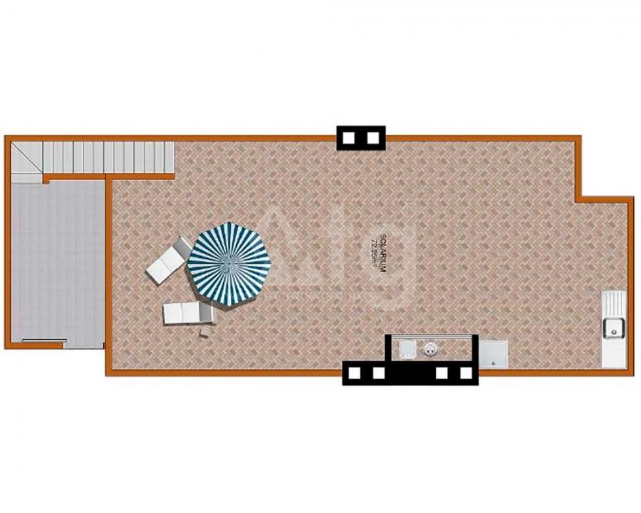 2 bedroom Bungalow in Algorfa - PT8105 - 19