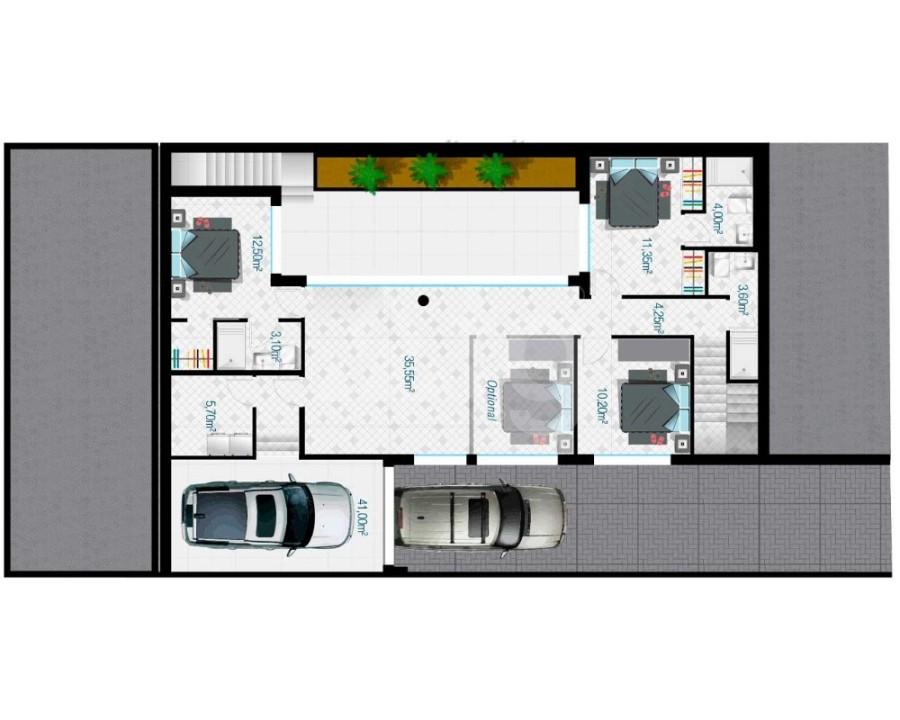 2 bedroom Bungalow in Algorfa - PT8114 - 9