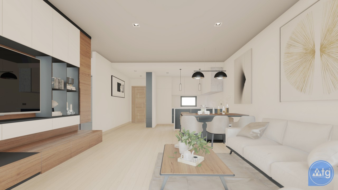 2 bedroom Bungalow in Finestrat  - IM119185 - 17