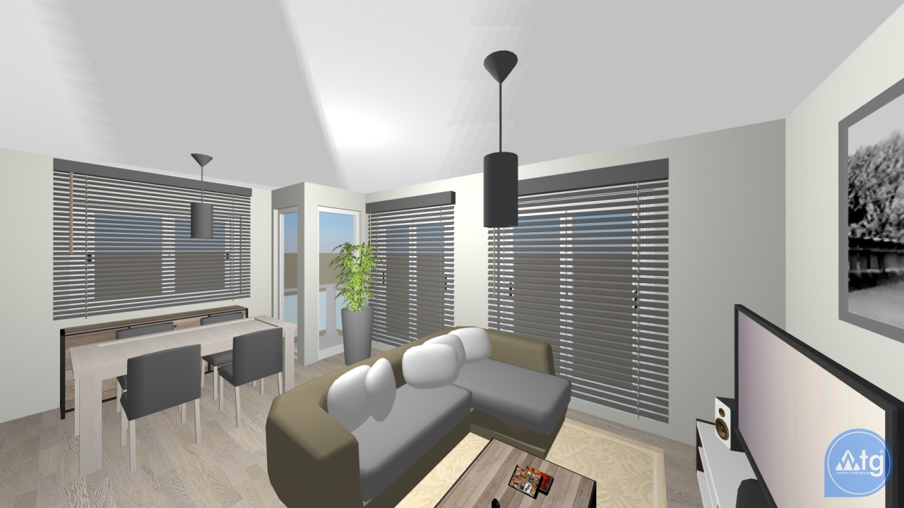 3 bedroom Bungalow in Guardamar del Segura - CN6507 - 9