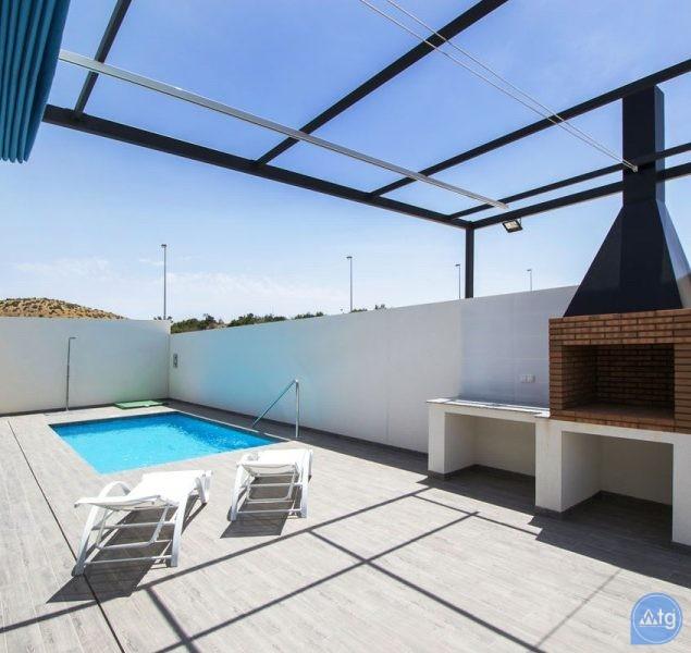 2 bedroom Bungalow in Orihuela - VG7977 - 4