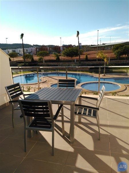 2 bedroom Bungalow in Orihuela  - VG7981 - 11