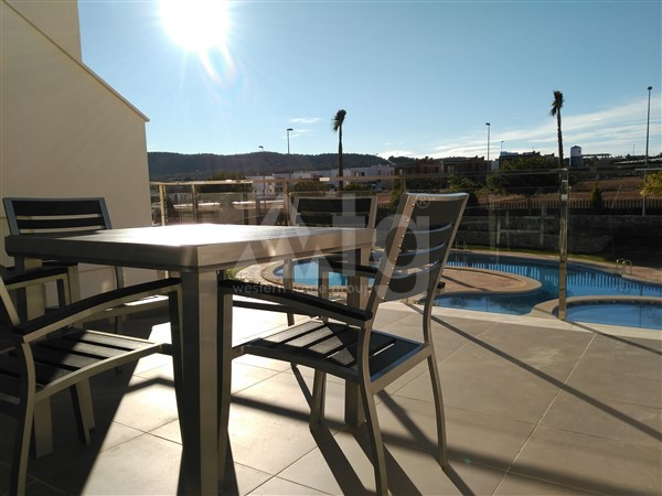 2 bedroom Bungalow in Orihuela  - VG7981 - 12