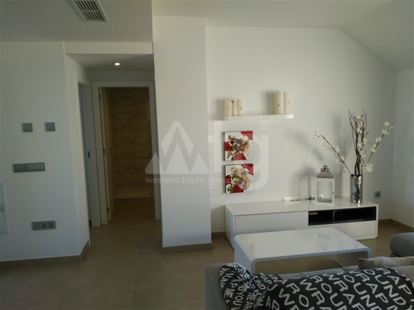 2 bedroom Bungalow in Orihuela  - VG7981 - 17