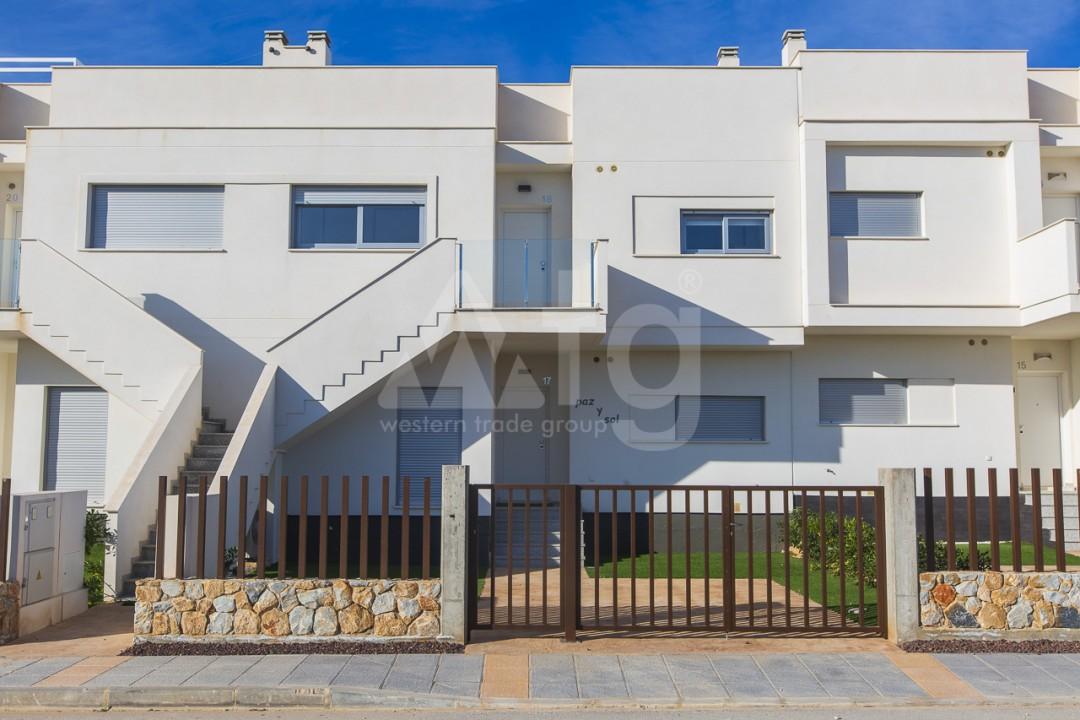 2 bedroom Bungalow in Orihuela  - VG7981 - 35
