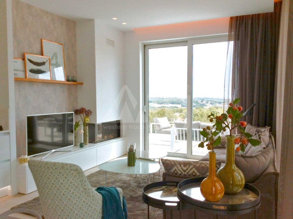2 bedroom Bungalow in Orihuela  - VG7993 - 2