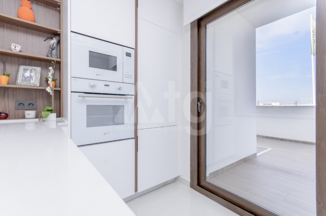 New Bungalow in Torrevieja - AGI5757 - 13