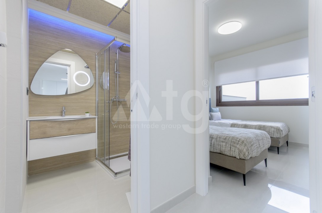 New Bungalow in Torrevieja - AGI5757 - 16